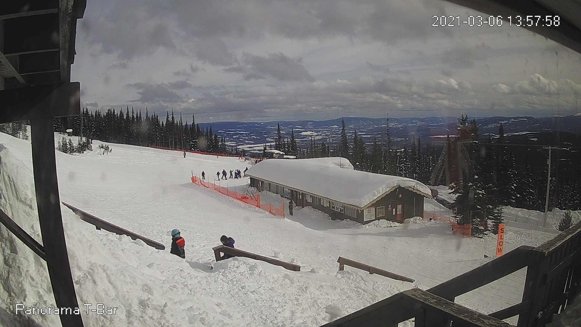 Hudson Bay Mtn Webcam